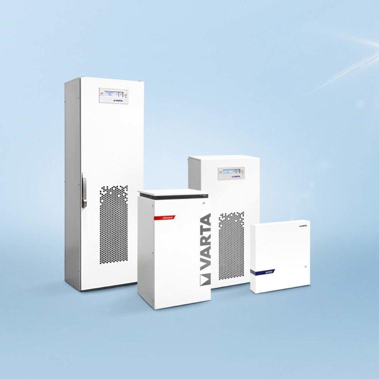 VARTA Batteriespeicher-Lösungen